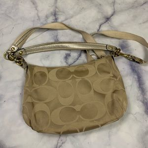 Coach Bags - COACH 2 way bag shoulder crossbody
